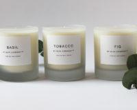 Glyk Company – świece w szkle