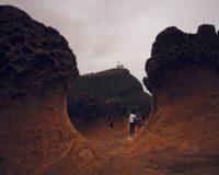 Przylądek Yehliu, czyli odkrywania Tajwanu ciąg dalszy
