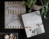 Książki: Projekt Rośliny i Italia do zjedzenia