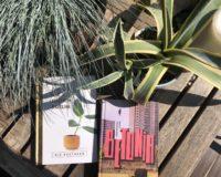 Książki: Betonia i Jak nie zabić swoich roślin